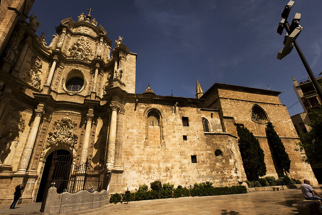 Valencia Cathedral 2011