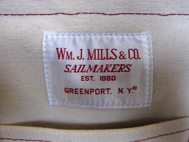 Mills Canvas