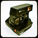 Polaroid 600 Land Camera by Jeremy Klapprodt