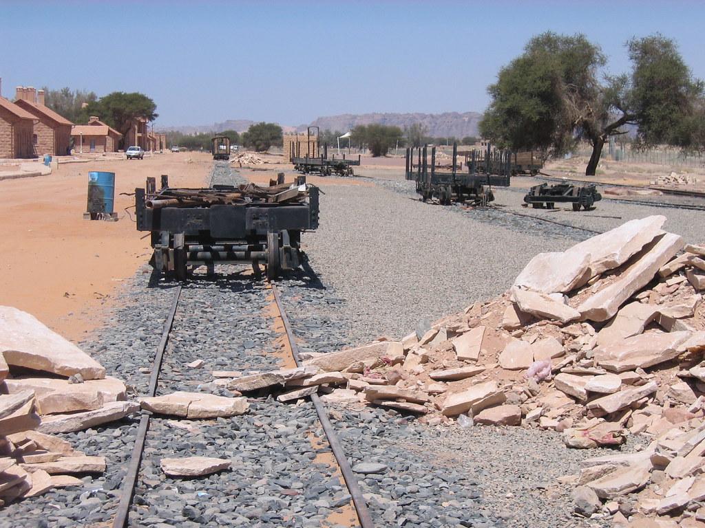 Hejaz Railway, Medain Saleh