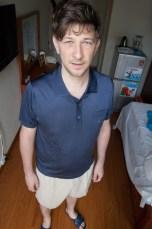 Blaues Shirt 11