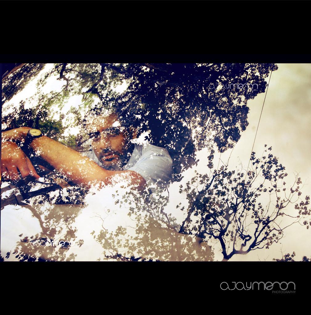 ajay menon india reflections portrait