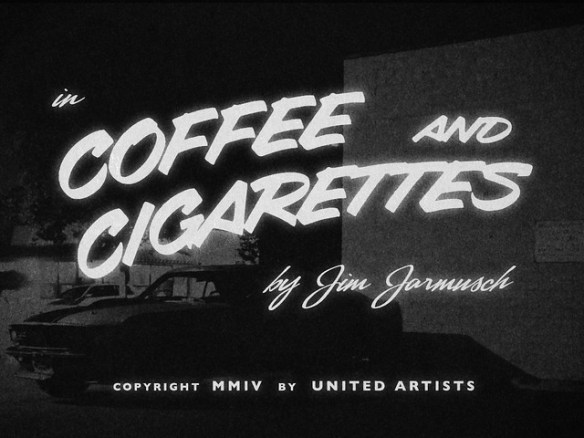 "Movie Titles - ""Coffee and Cigarettes"""