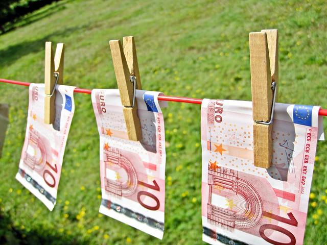 Money Laundering - Euros