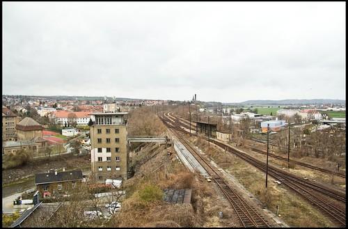 ehemalige Bahnkantine