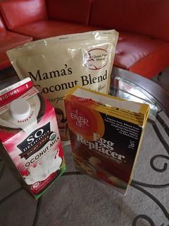 Allergy friendly ingredients