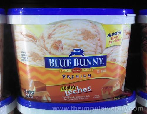 Blue Bunny Cuatro Leches Ice Cream