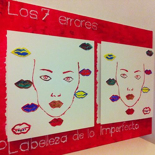 La Belleza de lo Imperfecto por JabierCalle, exposicion obra by LaVisitaComunicacion