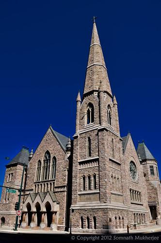 Trinity United Methodist Church | Denver | Colorado by Somnath Mukherjee Photoghaphy