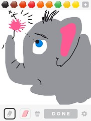 HORTON, Draw Something App
