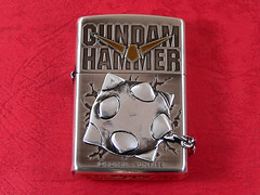 Gundam Hammer  Theme lighter (2)