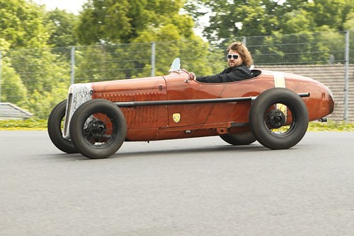 Austin Seven special single seater