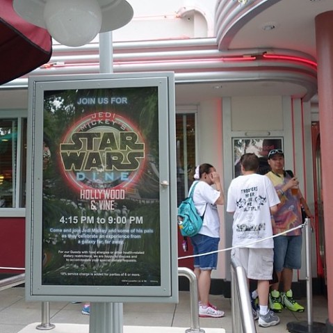 Star Wars Dineです。