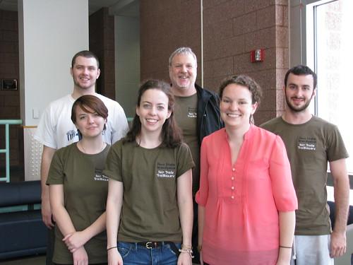 Amanda White and the Fair Trade TrailBlazers