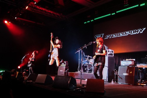 Stereopony concert at Sakuracon