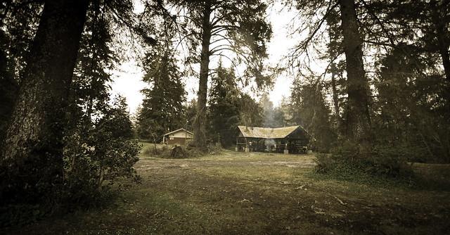 Overnight shelter in SW Washington