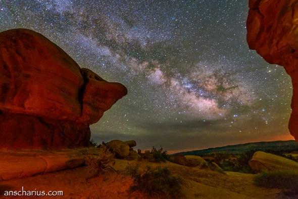 Last Night @ Devils Garden #4 - Nikon D800E & AF-S 2,8/14-24mm