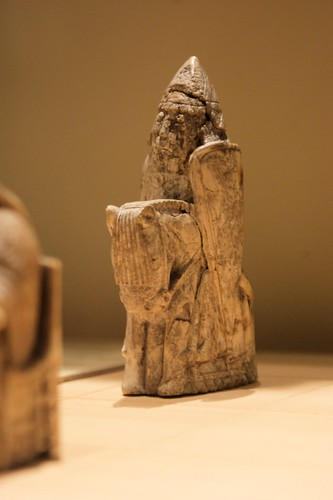 Isle of Lewis Chess pieces - Knight