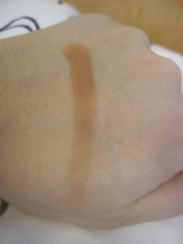 Swatch: Bourjois Delice de Soleil Bronzing Powder