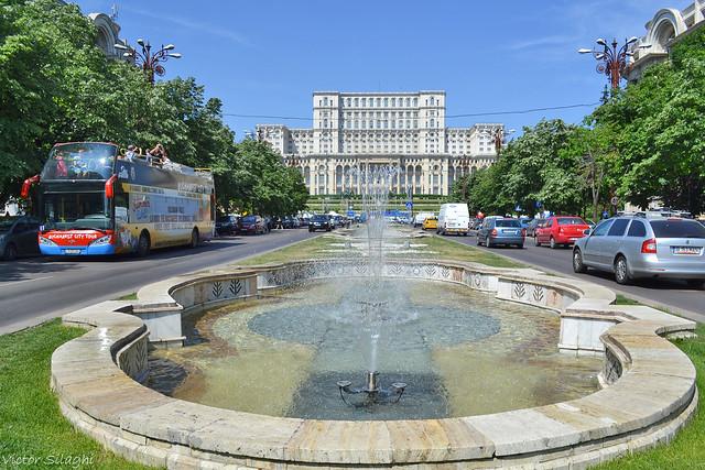 Bucharest City Tour - Palace of the Parliament