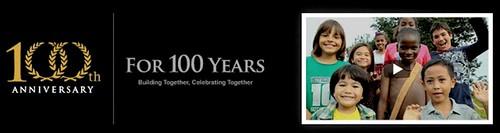 SHARP 100th Anniversary