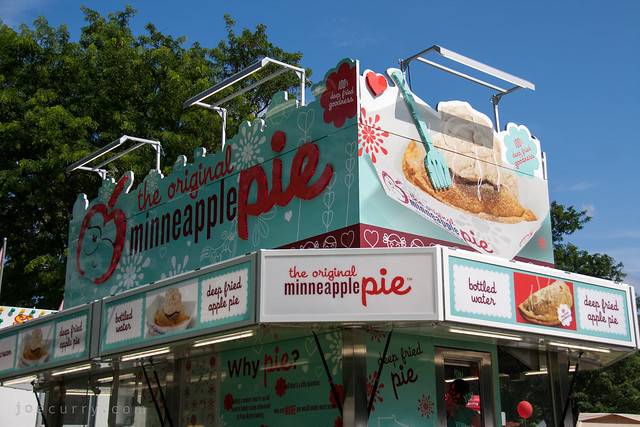Minneapple Pie