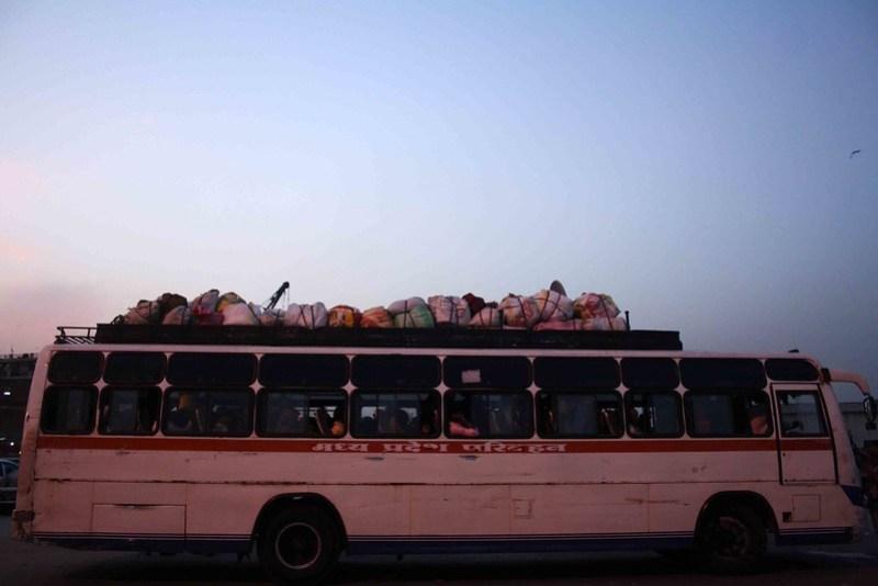 City Hangout – Bus Terminuses, Around Town