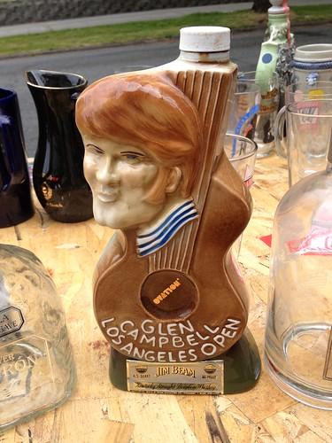Glen Campbell bottle