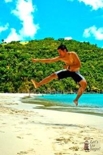 Beach Jumpshot