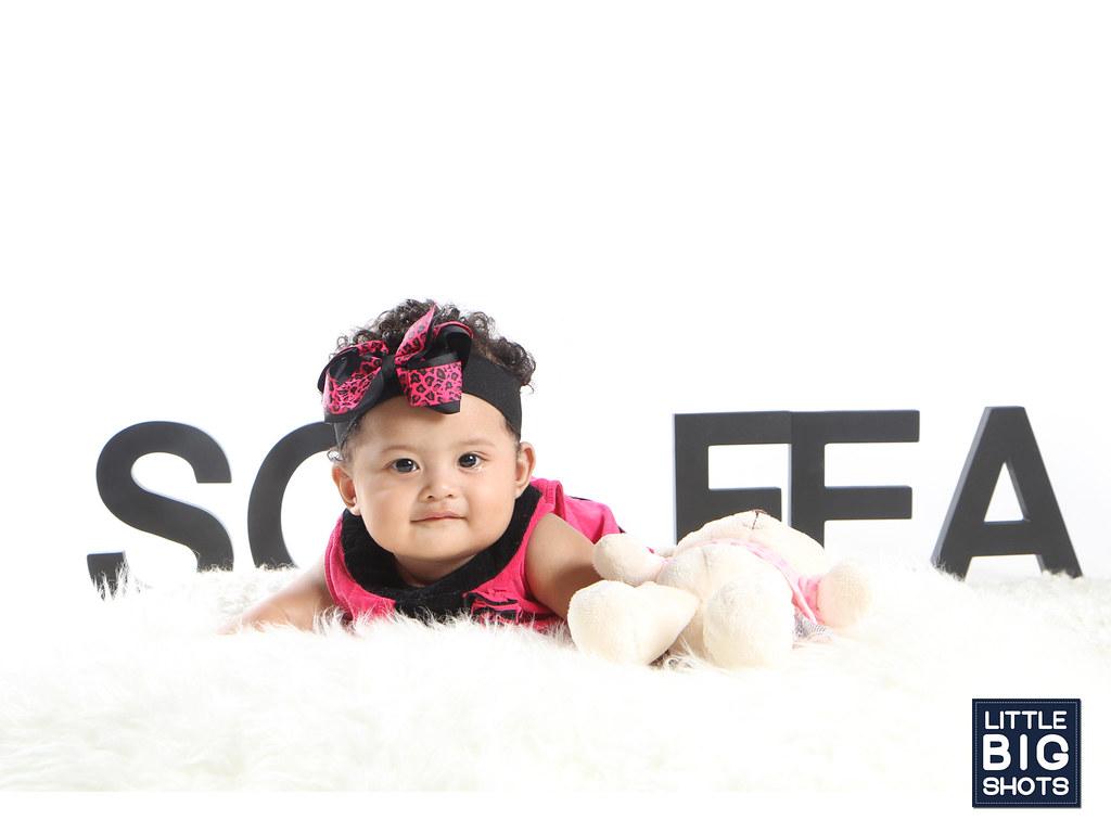 Marissa Sofea | Baby Studio Portraiture