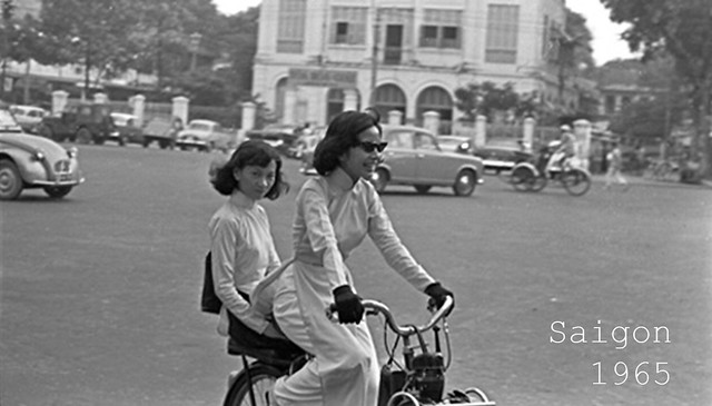 Saigon 1965 - Nguyễn Huệ Blvd