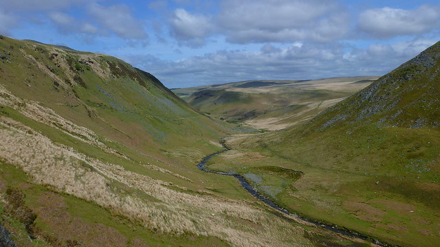 Rhiwnant Valley, Elan Valley