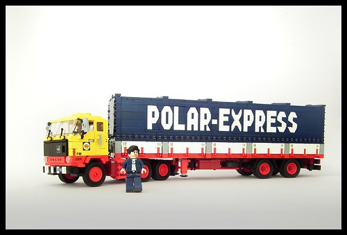 Volvo F89 + Polar-Express