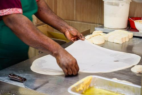 Roti Chanai Man