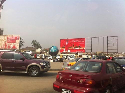 Accra - Ghana by Jujufilms