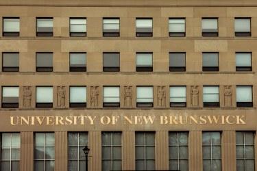 Saint John : UNBSJ Grand Hall