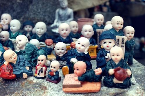 Buddhist posse