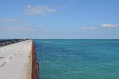 Seven-mile bridge, Florida Keys