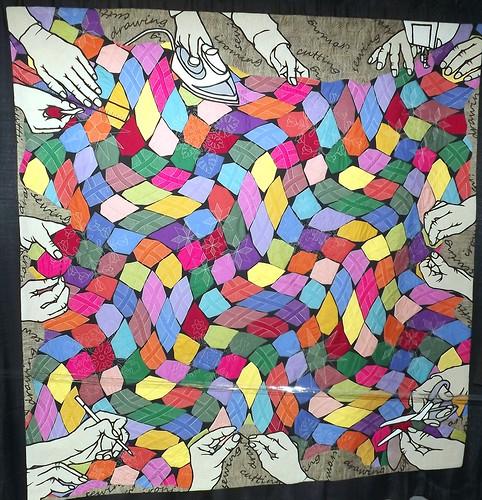 IQF Chicago 2013 - Viva Quilt by Noriko Nozawa