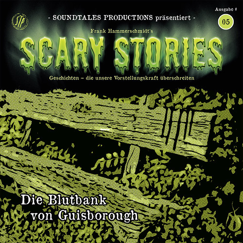 Scary Stories (5) Die Blutbank (Soundtales Productions)