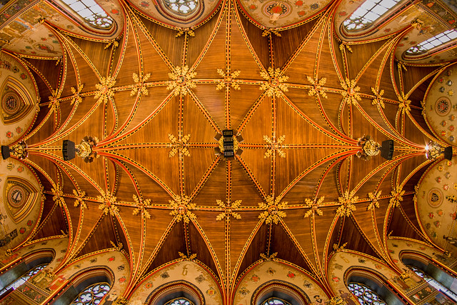 Bruggemuseum Ceiling