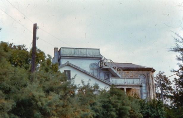 Дом Влошина, Коктебель, Крым