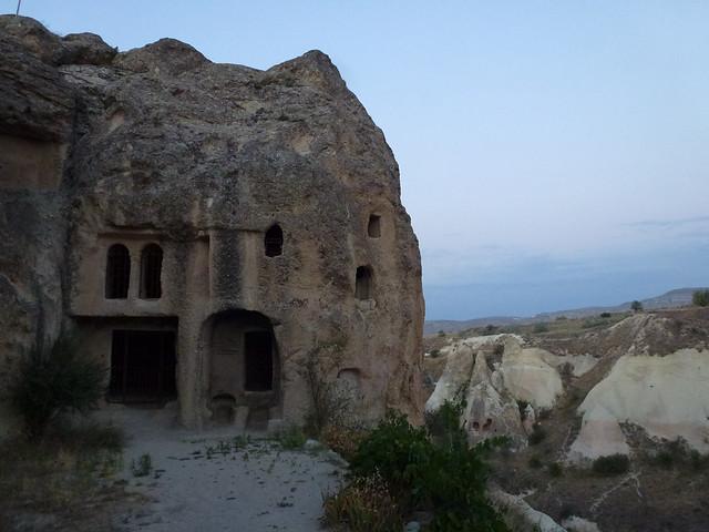 Turquie - jour 19 - De Çavusin à Mustafapasa - 207 - Mustafapaşa - Pancarlık Vadisi ve Kilisesi