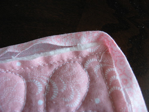 Binding with Mitered Corners 10