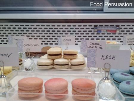 Soirette's Macarons