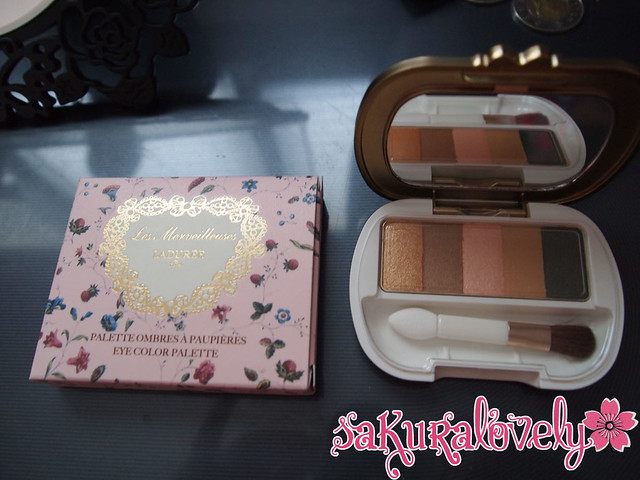 Laduree Eyeshadow Palette
