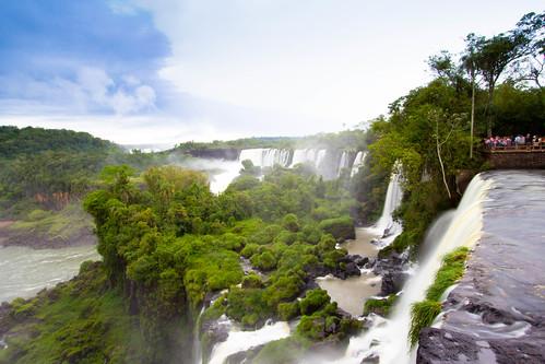Parque Nacional de Iguazú