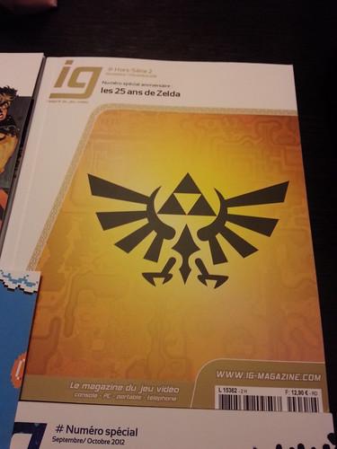 IG mag - HS N°2 : les 25 ans de Zelda