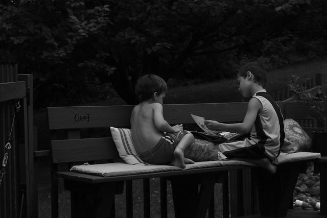 {summer reading}