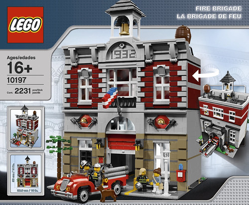 2009 10197 Fire Brigade BOX